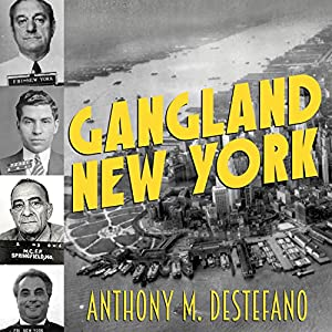 Gangland New York Audiobook
