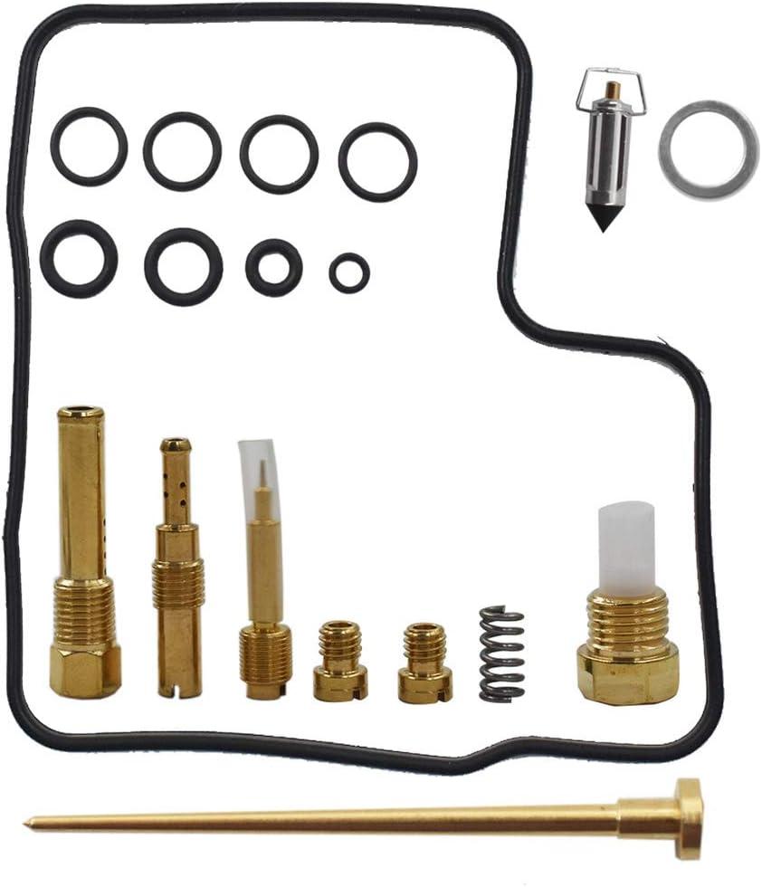New Carb Repair Kit for Honda VF1000 VF1100 Magna Sabre 18-5101 Rebuild Kit Pack of 4