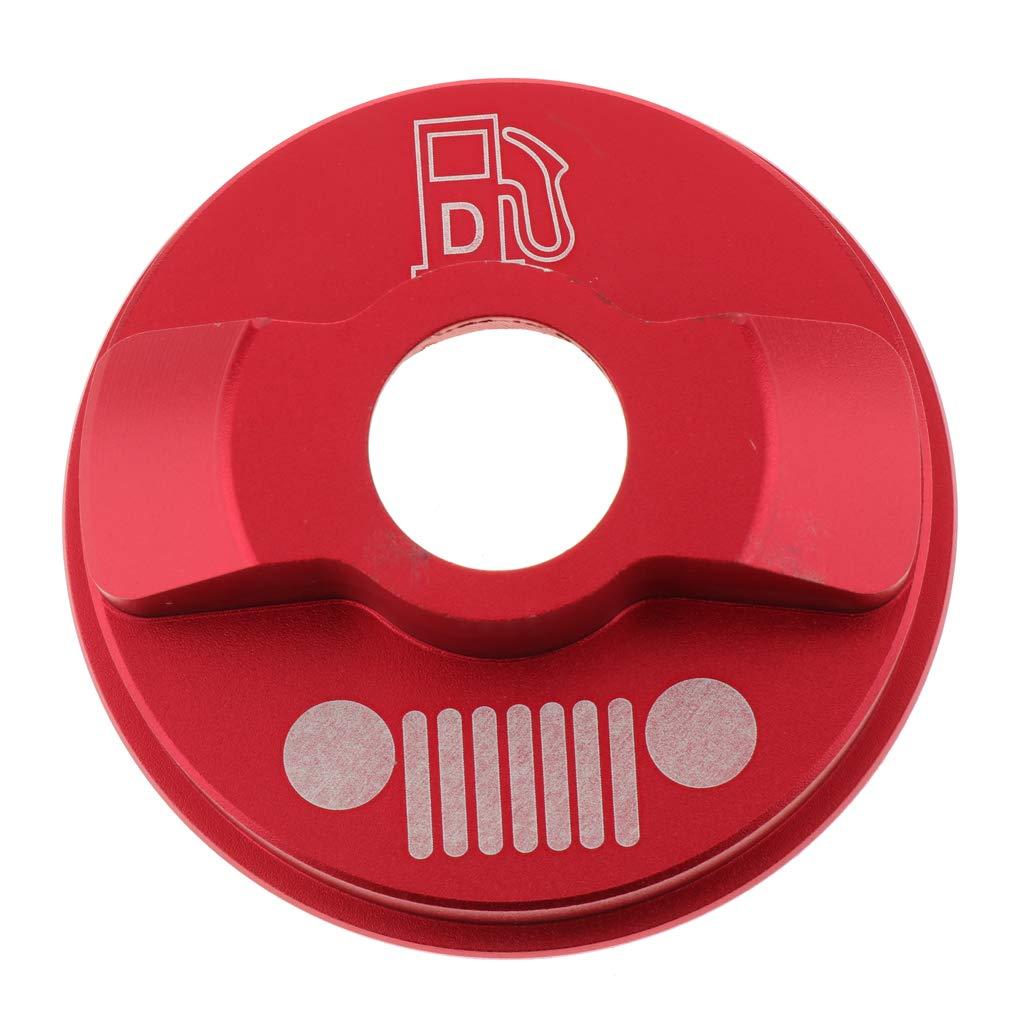 perfk Cubierta Interior de Dep/ósito de Combustible para Tanque de Motor de Coche