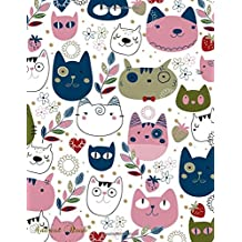 Address Book: Alphabetical Organizer Journal Notebook. Keep all your address information together (Contact,Address,Phone Number,Emails,Birthday) 300+ Spaces (Variety Cat)