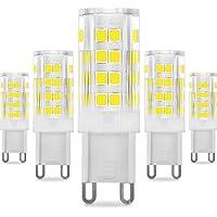KINDEEP G9 LED - 5W/400LM, Ricambio por lámpara
