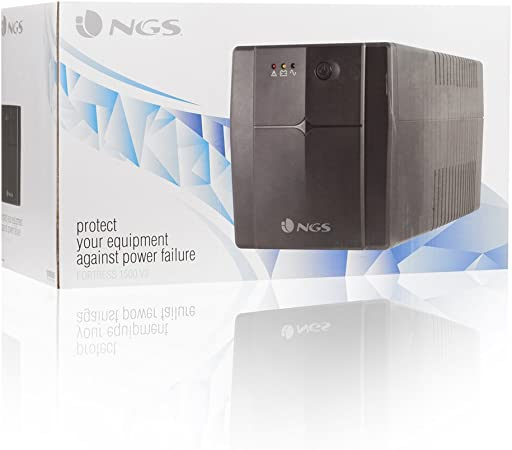 Fortress 1500 V2 1200VA/720W Off Line SAI NGS: Ngs: Amazon.es ...