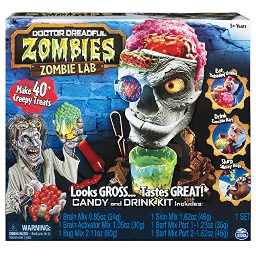 Doctor Dreadful Dr.Dreadful Zombie Lab - Creepy Crawlers