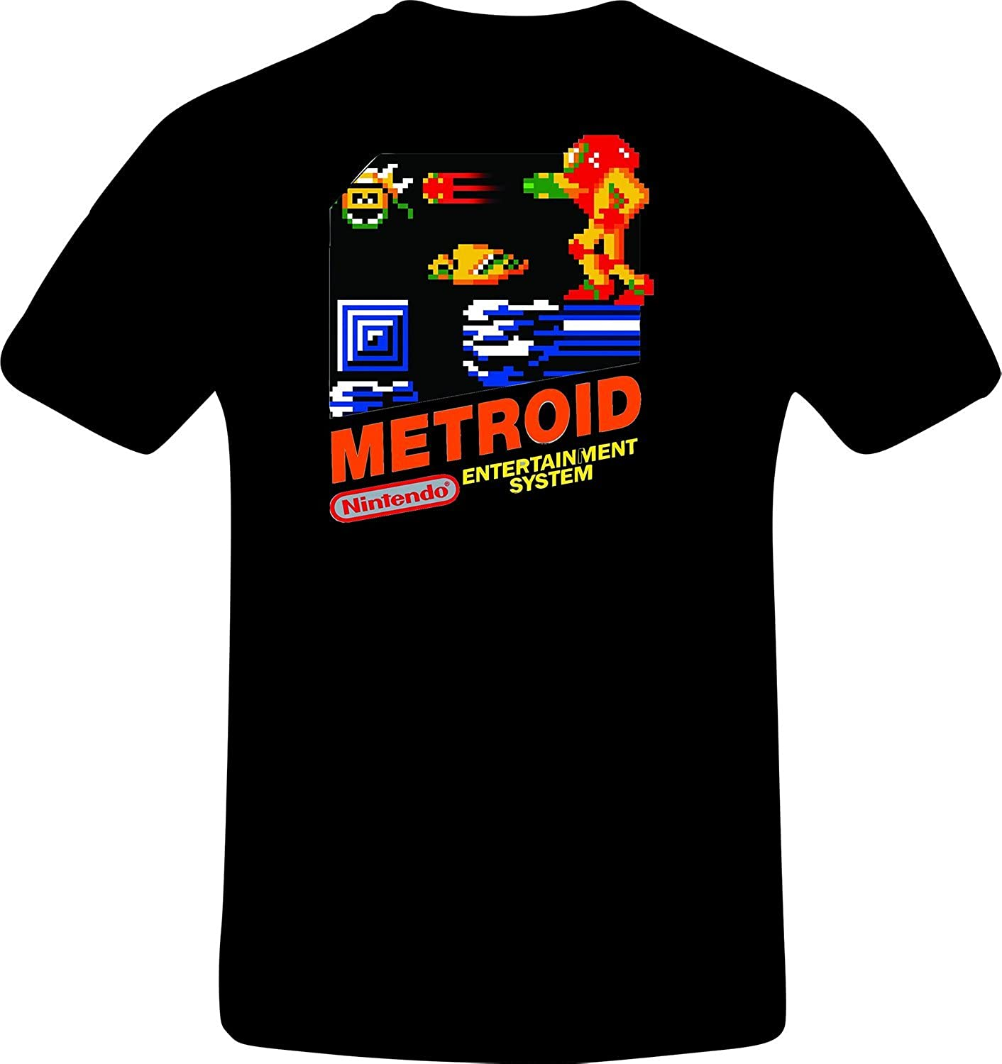 Metroid, NES - Best Quality Costum Tshirt