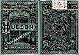 Hudson Playing Cards Poker Size Deck USPCC theory11