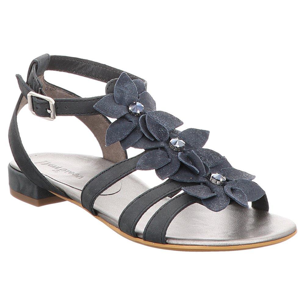 Blau Paul Grün Damen Sandaletten Sandalette 7009-022 blau 411602