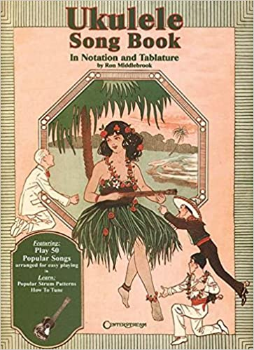 Amazon.com: Ukulele Song Book: In Notation and Tablature ...