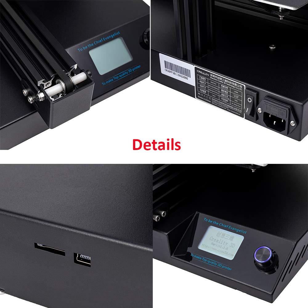 Creality CR-20 Pro Impresora 3D, con Nivelación Automática BL ...