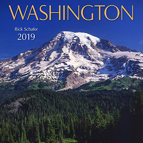 (2019 Washington Wall Calendar)