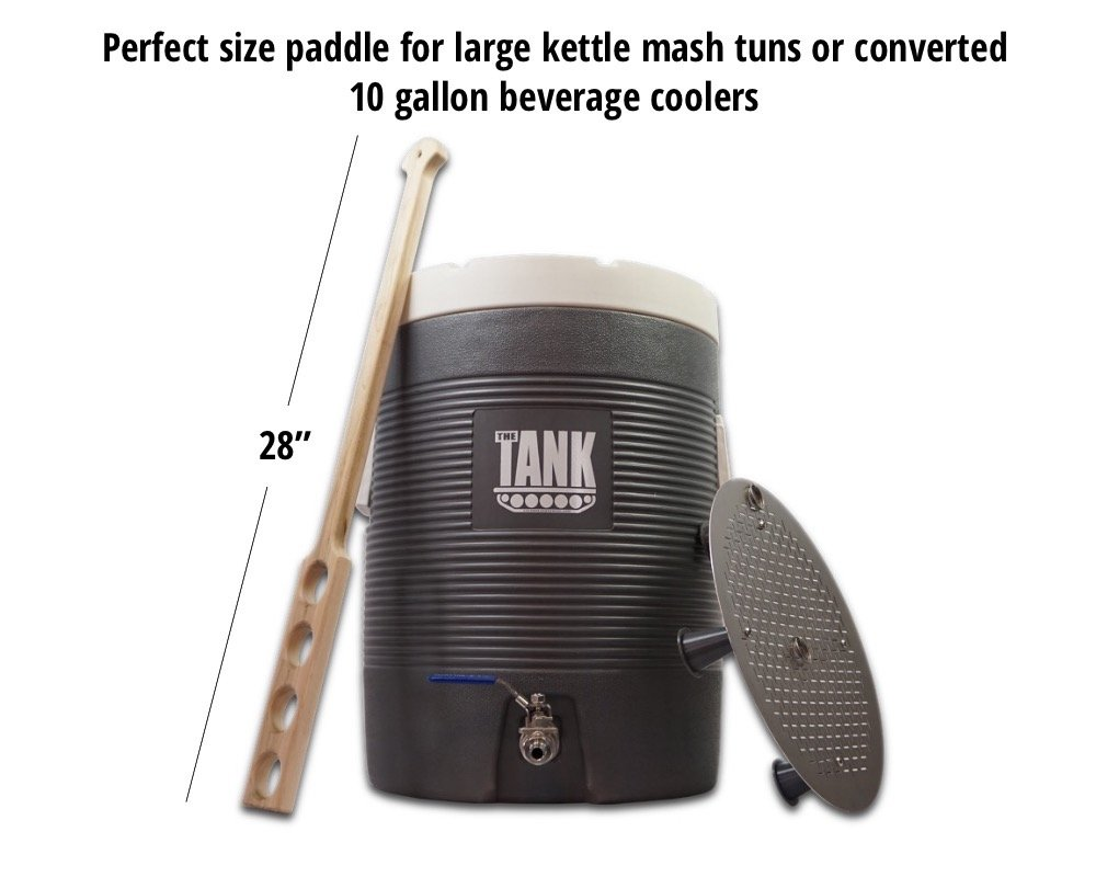 Hard Maple Mash Paddle Coldbreak Brewing CBMP