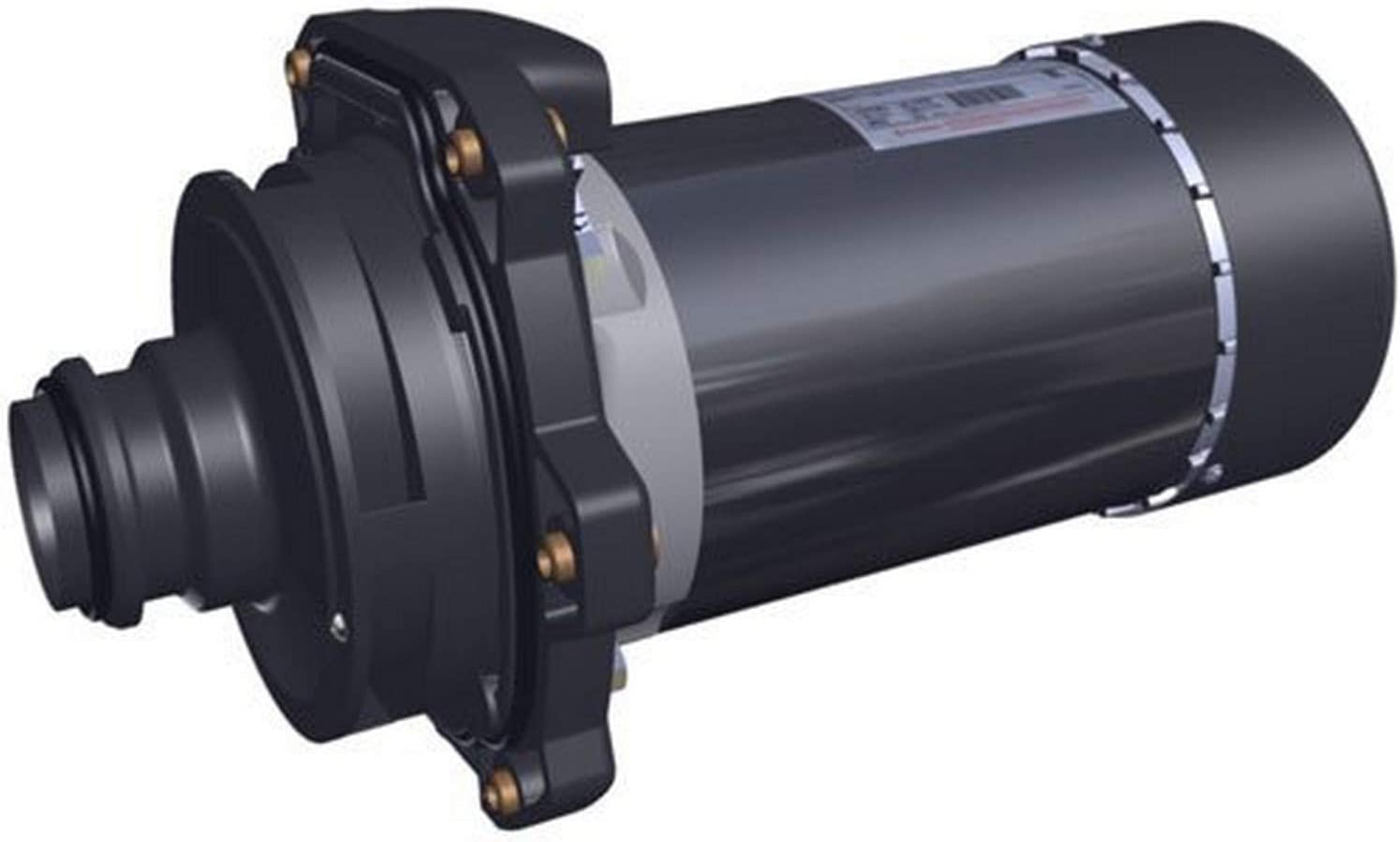 Hayward SPX3220X25Z1PE 2-1/2-Horsepower Standard Efficient Max Rate Power End Replacement for Hayward Tristar SP3200X Series Pump