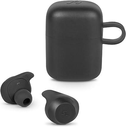 SPC Heron - Auriculares Bluetooth (manos libres, asistente de voz ...