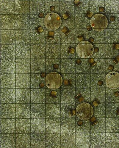 GameMastery Flip-Mat: Urban Tavern