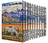 Courting the West: A Boxed Set of Ten Western Romances