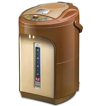 XUEQIN Hervidores y dispensadores de agua caliente Caldera Eléctrica Certificación Internacional Multifunción LCD Digital Consola Multi