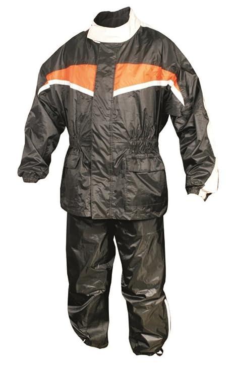 Amazon.com: De los hombres traje impermeable de al2095, 0 ...
