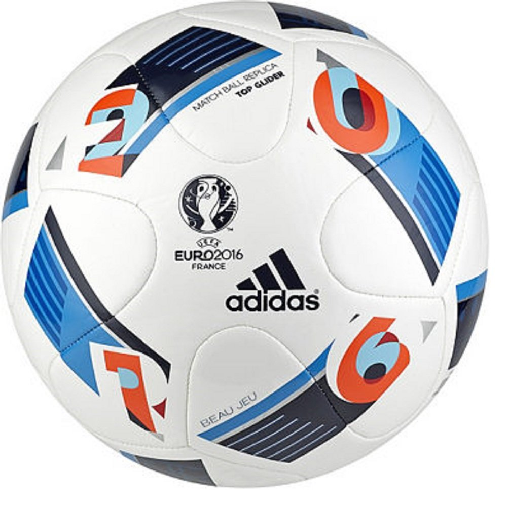 football ball size 5 uefa euro 2016 championship france adidas beau jeu match ball top glider uefa euro 2016 top replica ball
