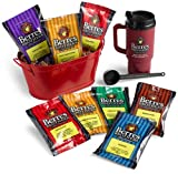 Berres Brothers Coffee Roasters Small Signature Gift Basket, 2.5-Pound Basket