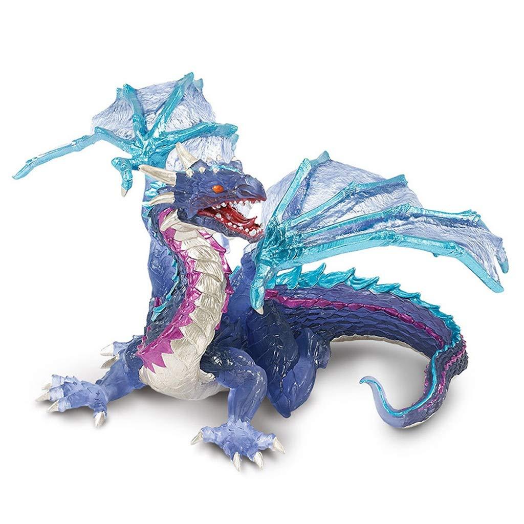 Xuping Jurassic World Dinosaur Model, Simulation Kinderspielzeug König Tyrannosaurus Sea Dragon Animal Crafts/Geschenke/Sammlung/Dekoration (Farbe : C)