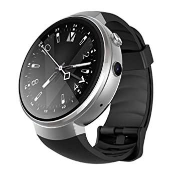 PINCHU Z28 4G Reloj Inteligente Android 7.0 1GB + 16GB 580Mah GPS WiFi Llamada De Mano