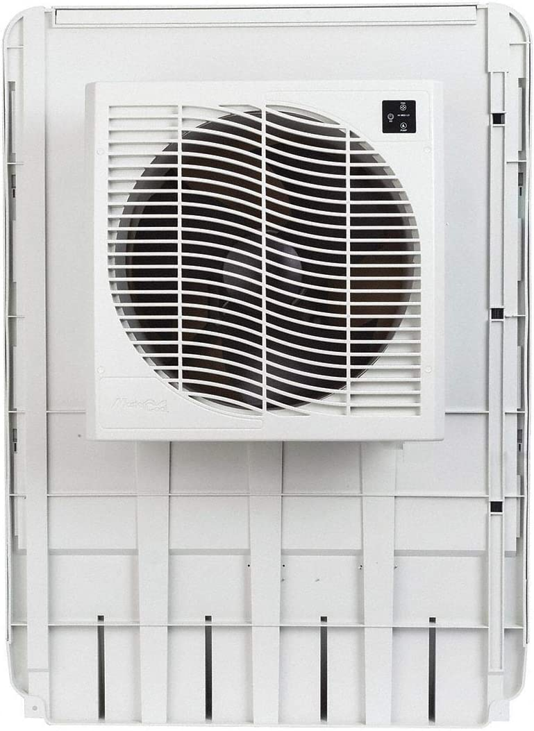 3200 cfm Direct-Drive Window Evaporative Cooler, Covers 1000 sq. ft. 61nnewSbrDLSL1125_