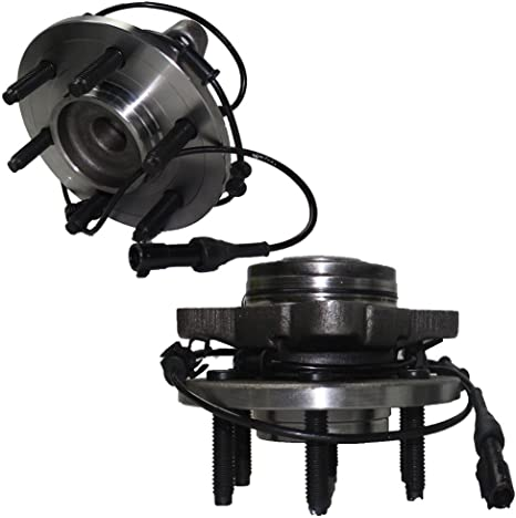 Complete Rear Wheel Hub /& Bearing Assembly for 2003-2006 Lincoln Navigator//Ford Expedition Detroit Axle