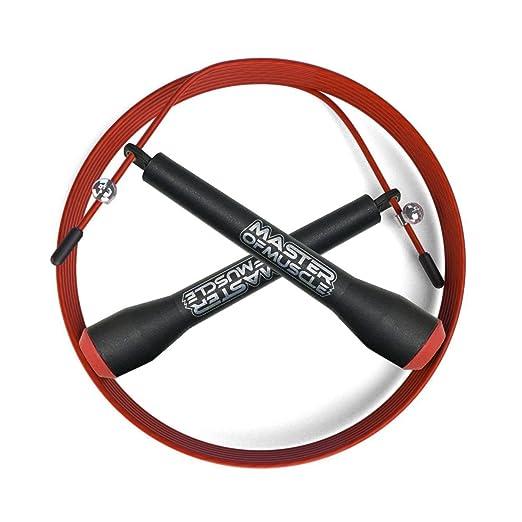45 opinioni per Corda per Saltare Crossfit veloce nera-