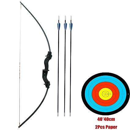 efb44de5234 Amazon.com   PG1ARCHERY Takedown Bow and Arrow Set