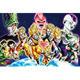 1000 piece jigsaw puzzle Dragon Ball Z Z warriors gathered! (50x75cm) by Puzzles