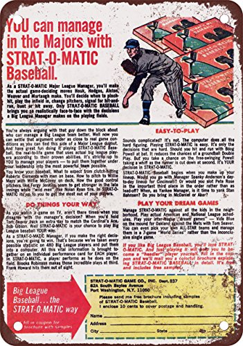 7-x-10-metal-sign-1972-strat-o-matic-baseball-vintage-look-reproduction