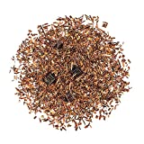 Rooibos Bourbon Vanilla - Organic Red Bush Tea - South African Redbush Loose Leaf 100g 3.5 Ounce