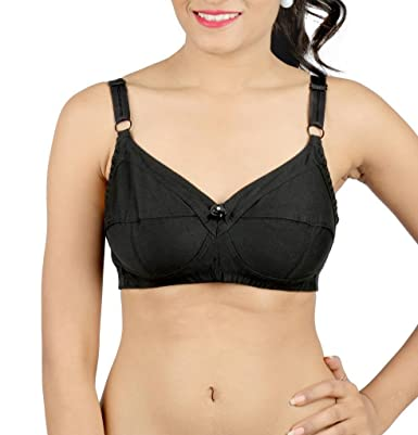ed42f0120 DAISY DEE Shape Up Women s Super Shaper Bra ( Shapeup 23 Black 34B)  Amazon. in  Clothing   Accessories