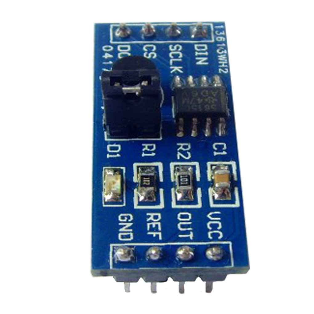 Censhaorme TLC5615 10-bit Serial Interface DAC Digital to Analog Converter Digital-to-analog Conversion Module Business, Industry & Science