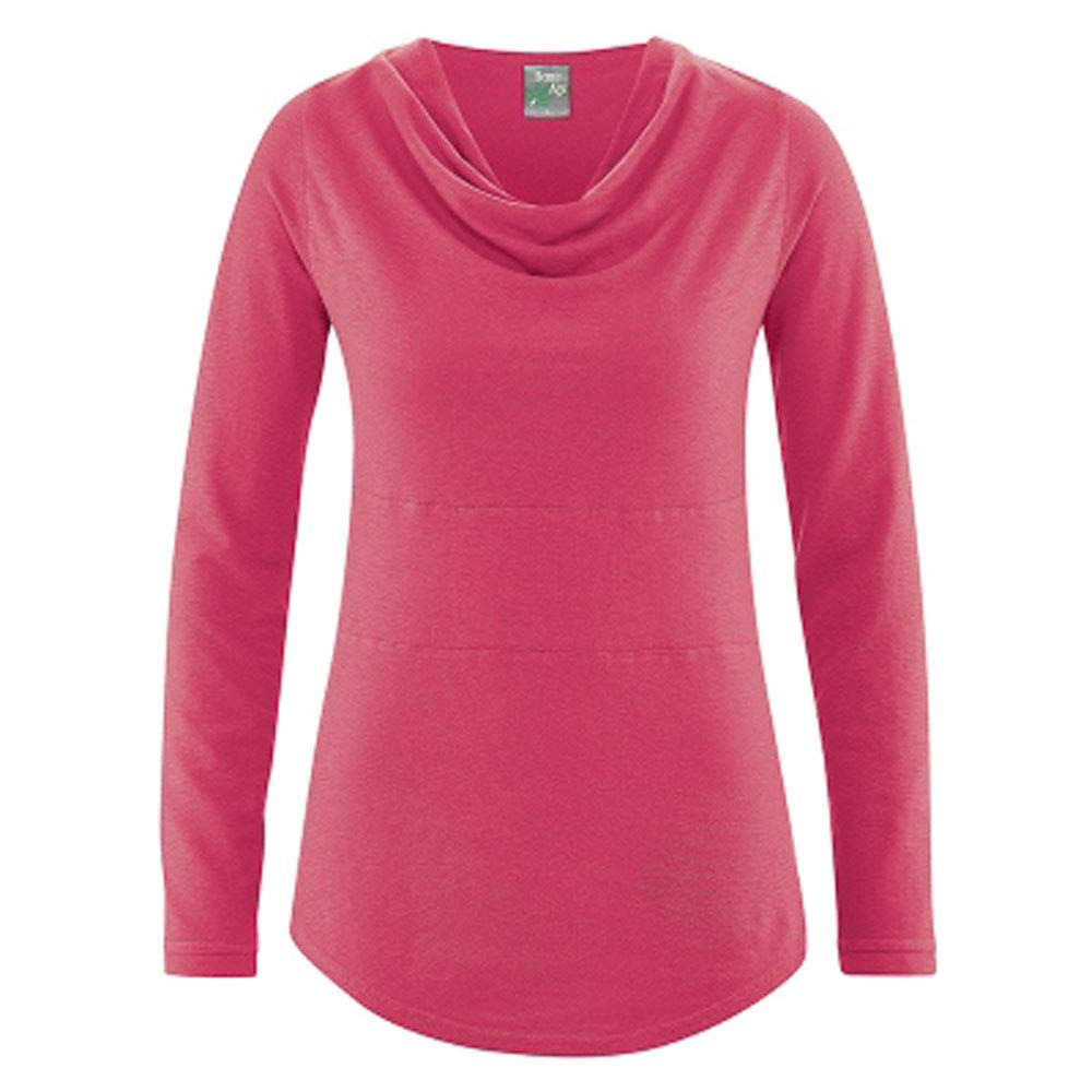 HempAge Damen Langarm-Shirt Rhianna Hanf Hanf Hanf Bio-Baumwolle B07KYPP83K Langarmshirts Geschwindigkeitsrückerstattung 2b58dc