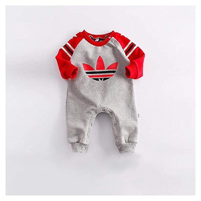 aa69ff6e2bbbc Image Unavailable. Image not available for. Color: FidgetGear Baby Newborn  Boy Girl Winter Wool Thicken Romper Toddler Infant Warm ...