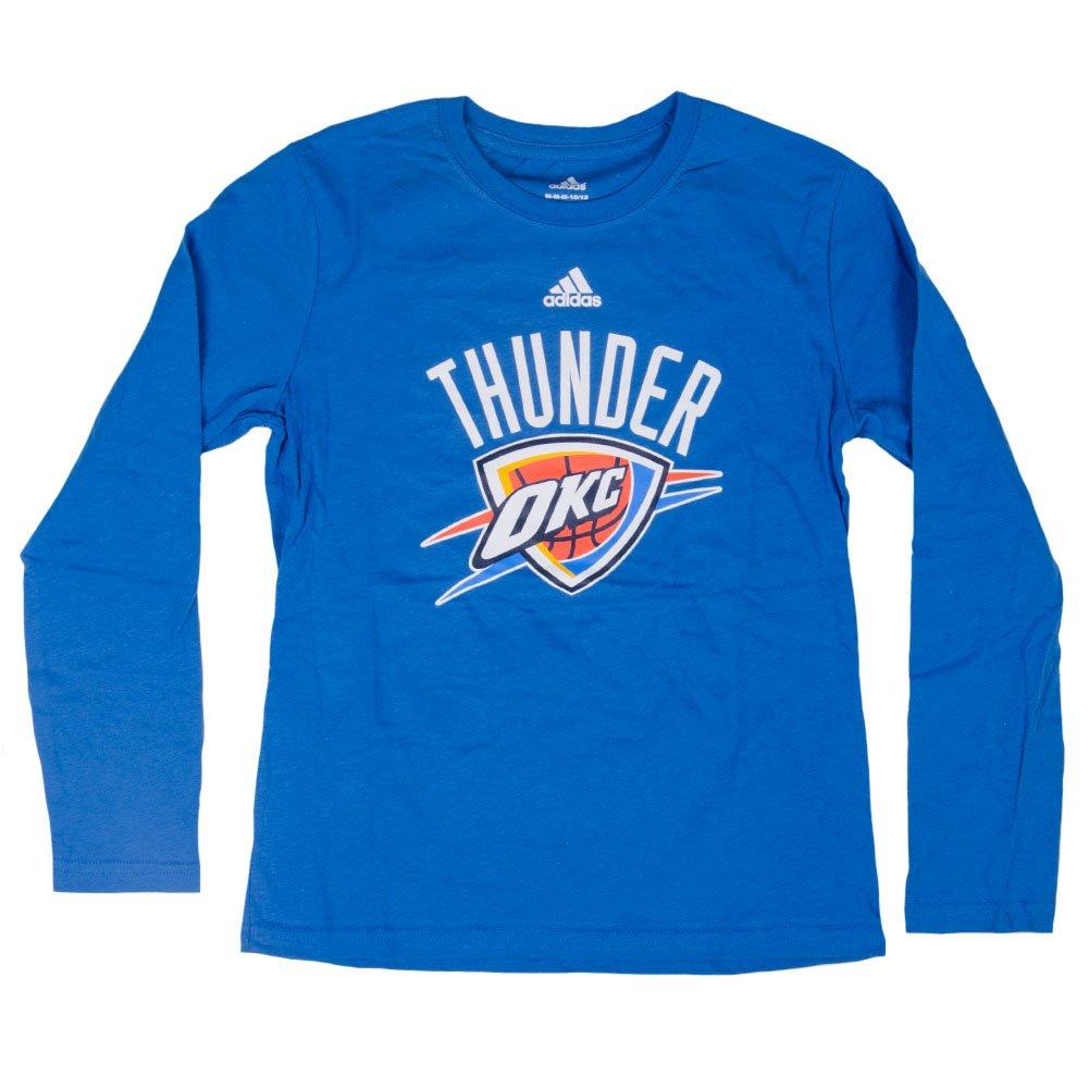 最安値挑戦! Oklahoma City Small Thunder Youth Adidas Oklahoma NBA Primaryロゴ」ロングスリーブTシャツ Youth B01LZLMK1V Small B01LZLMK1V, ももたろうCRUB:d61df8a6 --- a0267596.xsph.ru