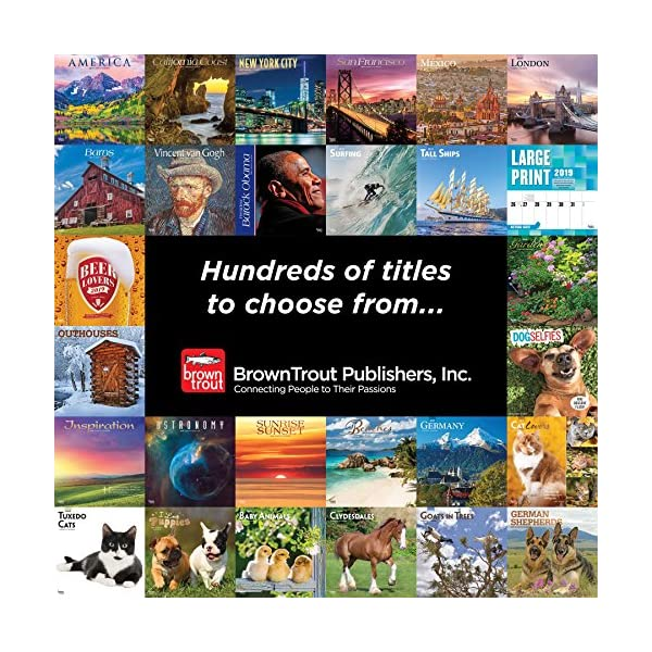 Australian Mini Shepherds Calendar 2020 Set - Deluxe 2020 Australian Shepherds Wall Calendar with Over 100 Calendar Stickers (Ausssie Gifts, Office Supplies) 5