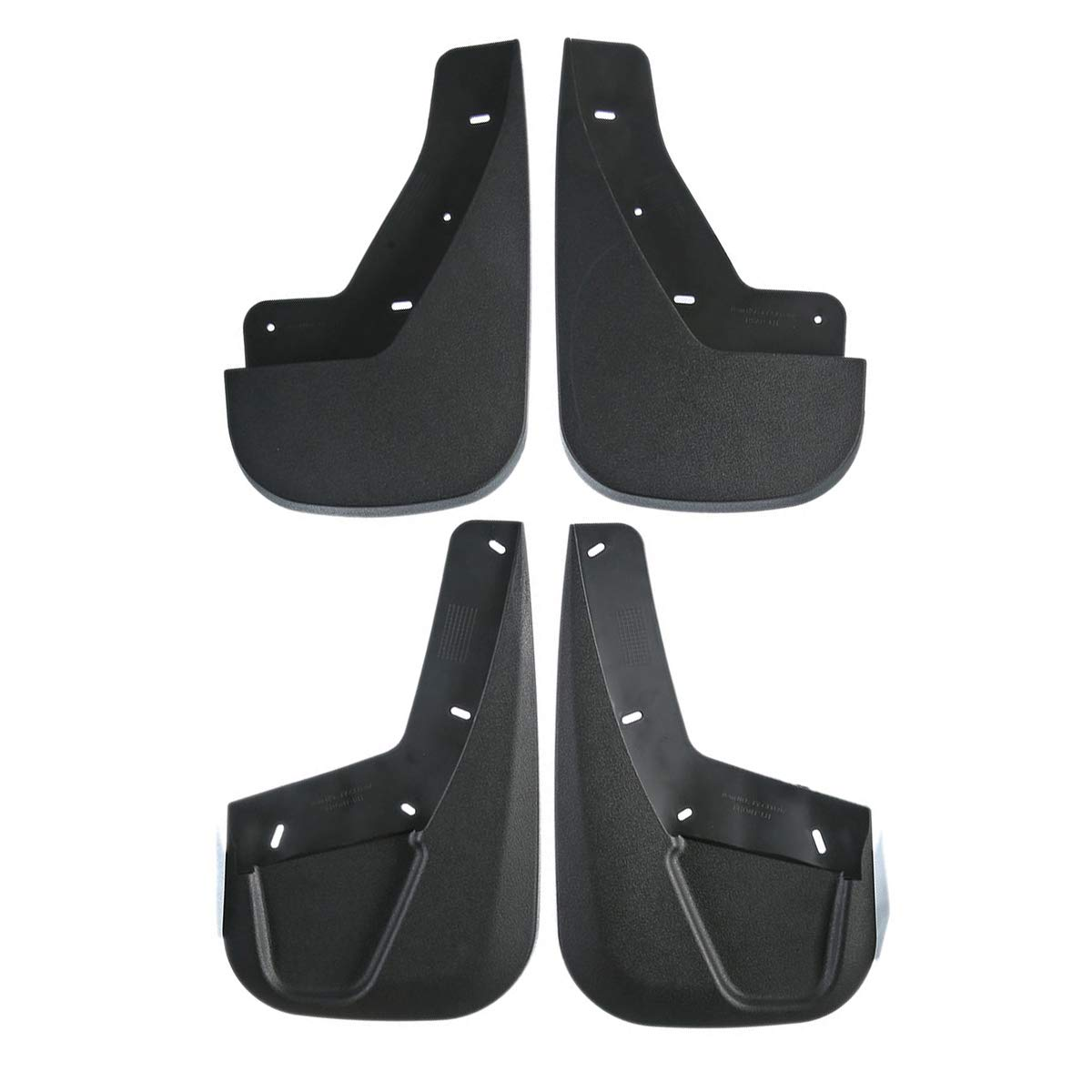 A-Premium Mud Flaps Splash Guards for Cadillac Escalade 2007-2014 Chevrolet Tahoe LTZ 2009-2014 GMC Yukon 2014 4-PC Set