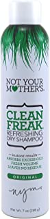product image for Not Your Mothers Shampoo Clean Freak Dry 7 Ounce (207ml) (6 Pack)