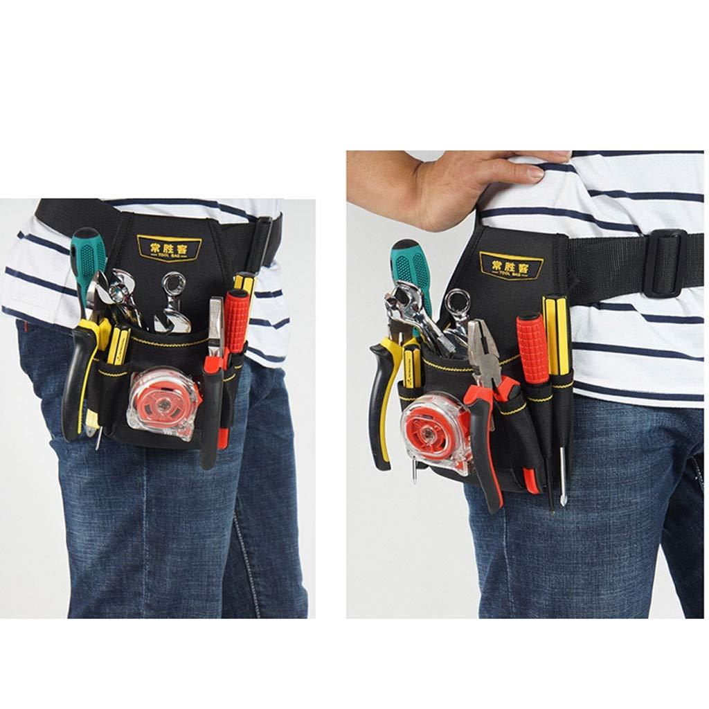 Organisateur De Travail Avec Ceinture Color : 2 Petit Sac /À Outils Dentretien /Électrique Porte-outils De Technicien