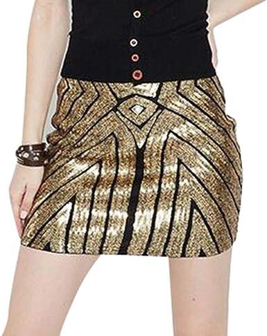 Señoras Falda De Verano Moda De La Vendimia Falda Mode De Marca ...
