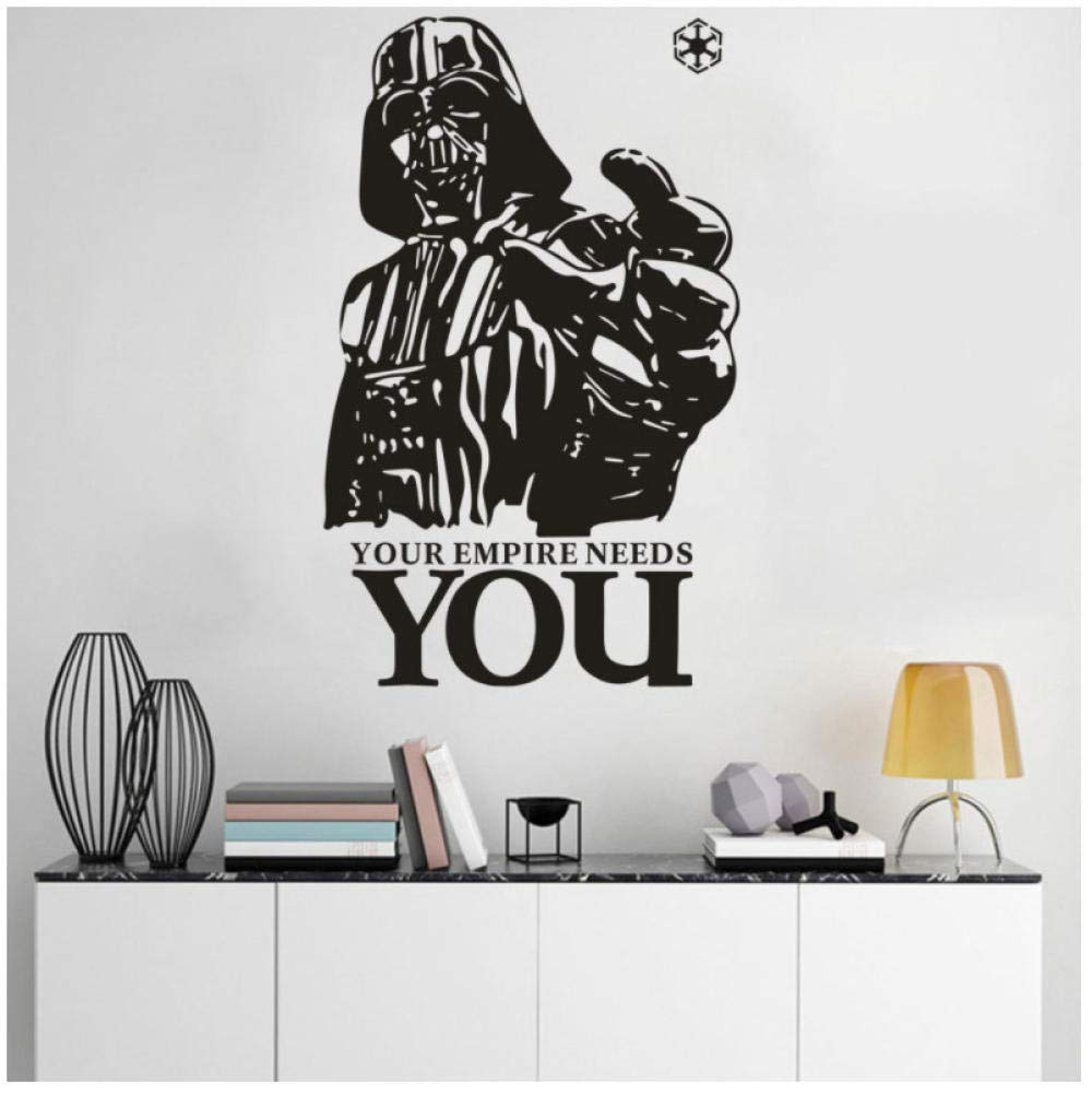 Amazoncom Hfstt Science Fiction Movie Villain Wall Sticker