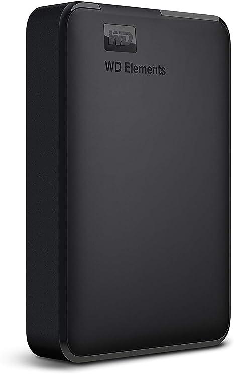 WD Elements - Disco duro externo portátil de 4 TB con USB 3.0 ...