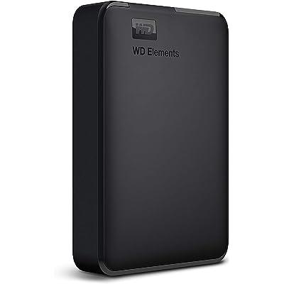 WD 4 TB Elements disco duro portátil USB 3.0