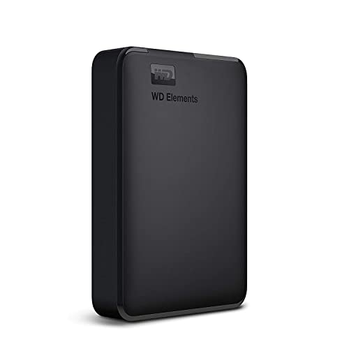 USB 3.0対応のシンプルなポータブルHDD!WD Elements Portable