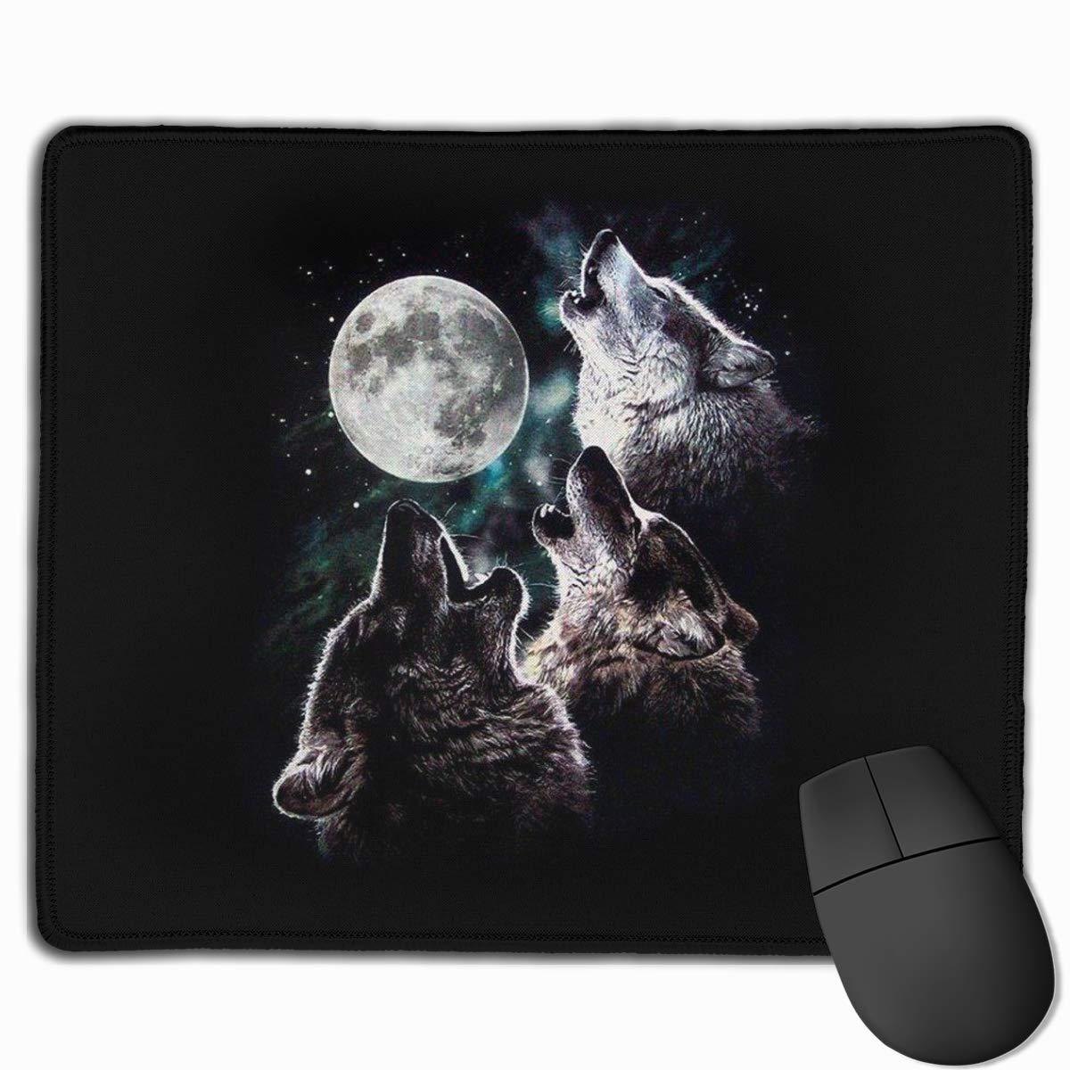 940b5f9f707 Amazon.com   Three Wolf Moon Mousepad   Office Products