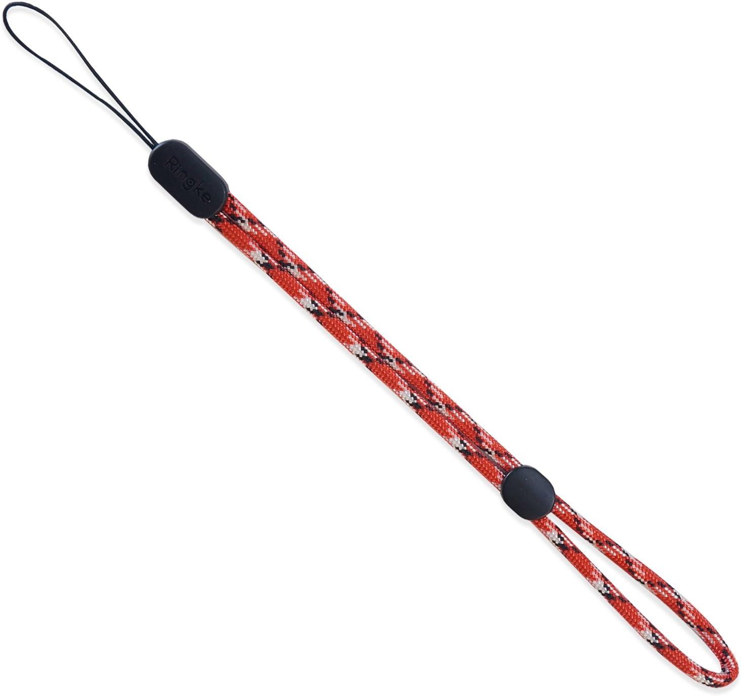 correa original ringke Wrist Strap rojo celulares camaras