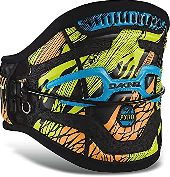 DAKINE Pyro Kite Harness Neon 4600100 Sizes- - ExtraLarge: Amazon ...