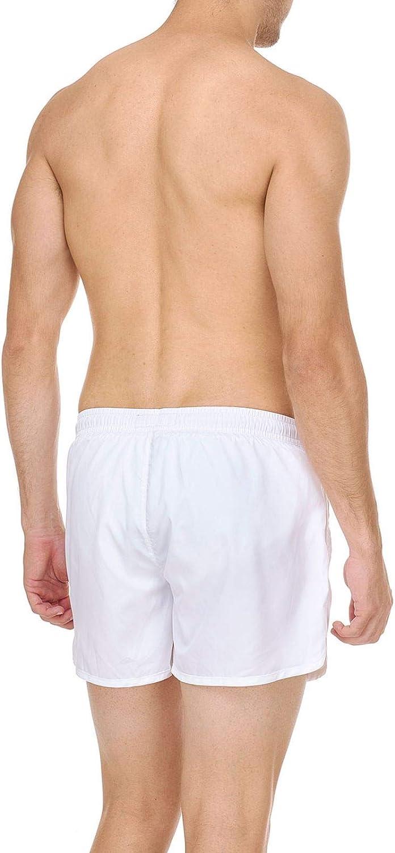 F**K Costume daq Bagno Uomo a Pantaloncino Corto Colore Bianco