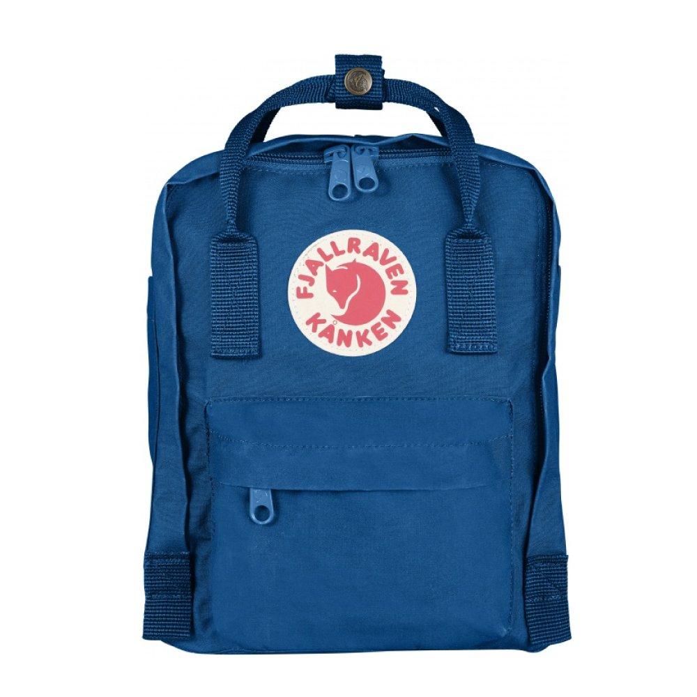 (フェールラーベン) FJALL RAVEN カンケン バッグ 7L カンケン ミニ リュック kanken mini bag バックパック リュック レディース ナップサック 通学 子供用 キッズ ナップサック 7L [並行輸入品] B01DG5I4EY Lake Blue Lake Blue